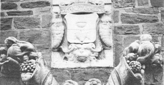 Manoir de Lébioles - Wappen