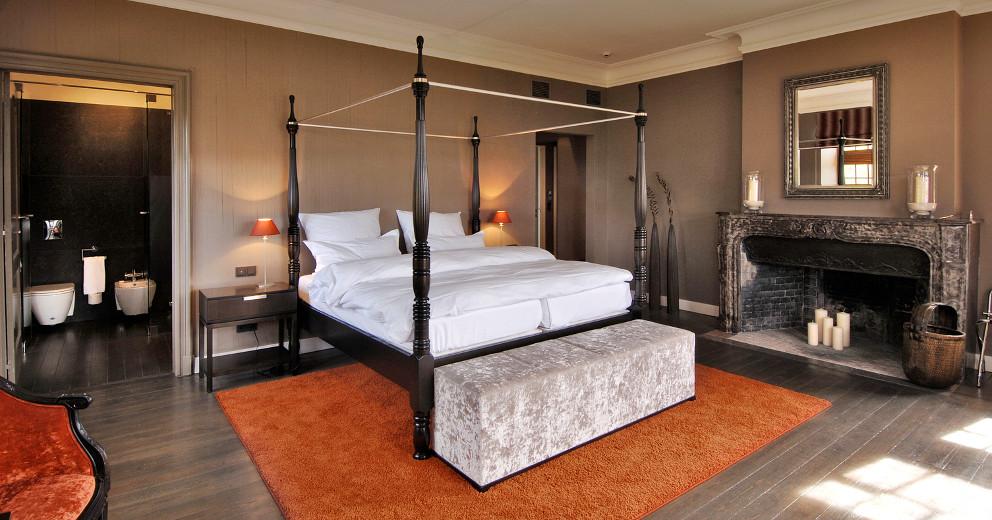 Manoir de Lébioles - Suite Royale