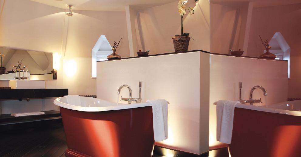 Manoir de Lébioles - Suiten und Zimmer