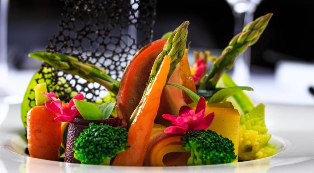 Soirée dégustation: Menu asperges