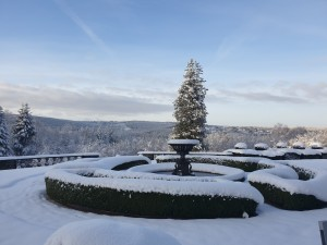 Gala-Evening with Fireworks – New Year's Eve at Manoir de Lébioles